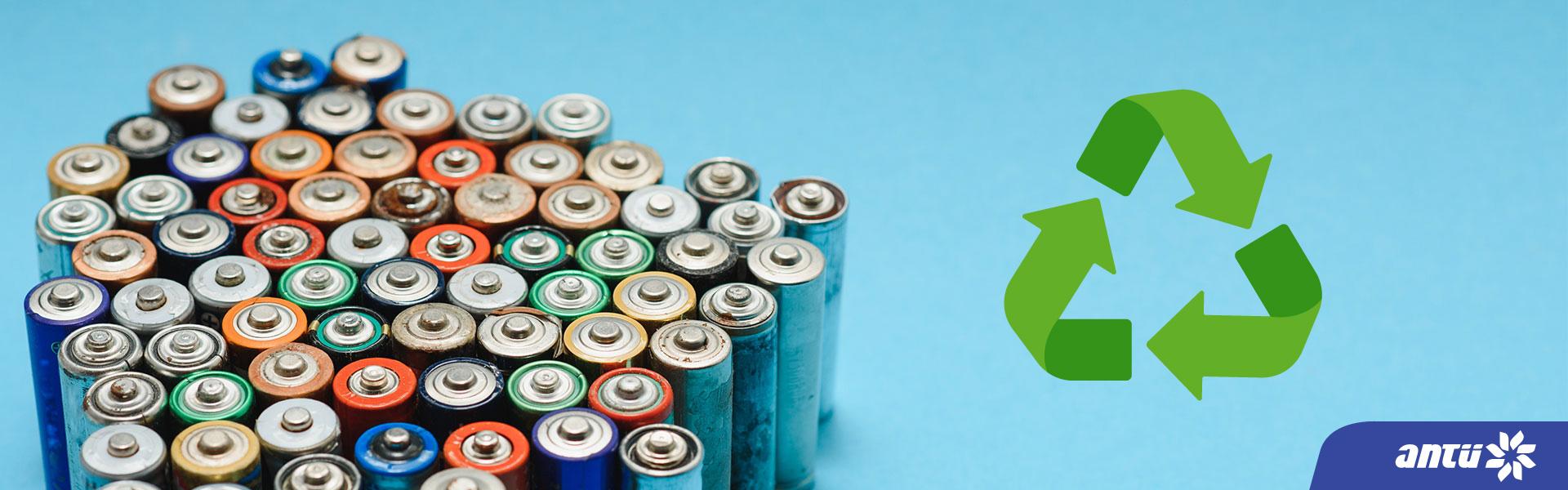 Cómo reciclar tus pilas y baterías thumbnail